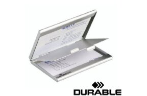 BUSINESS CARD BOX DURABLE